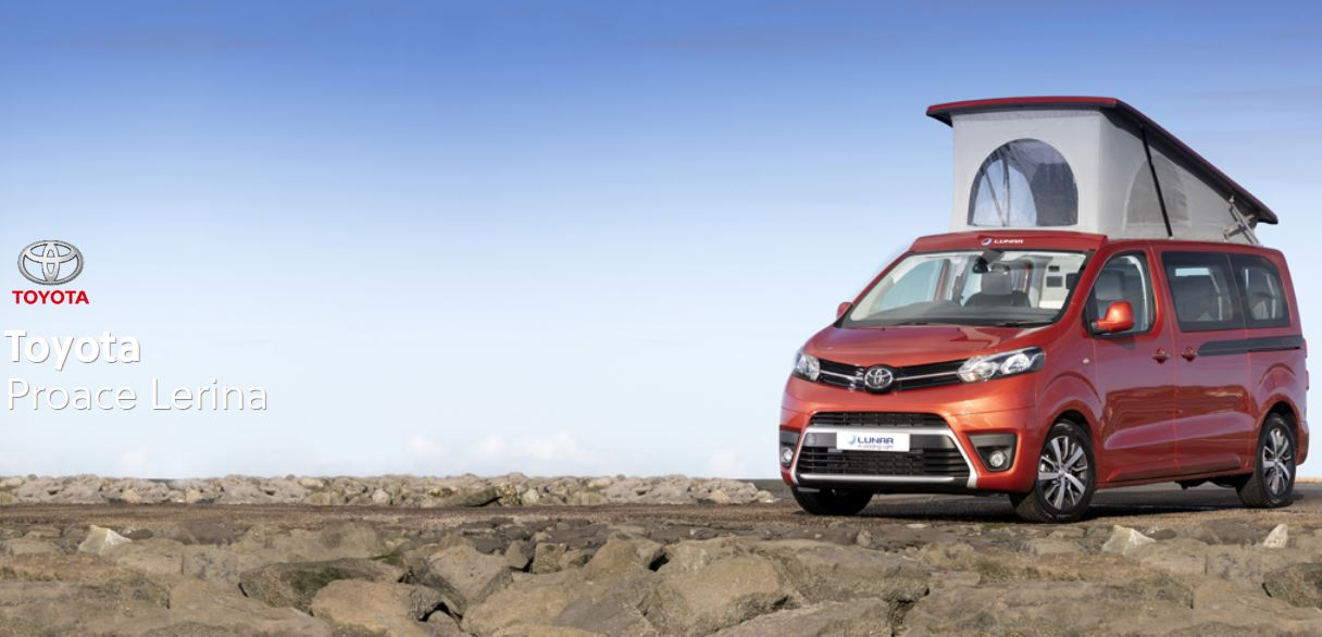 Toyota Proace Lerina Crowland Caravans And Camping