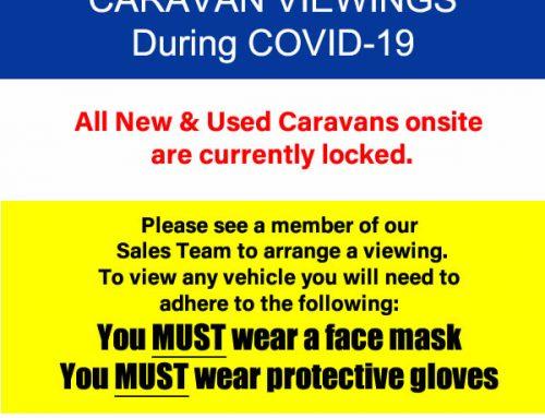 Caravan Viewings (Covid-19)