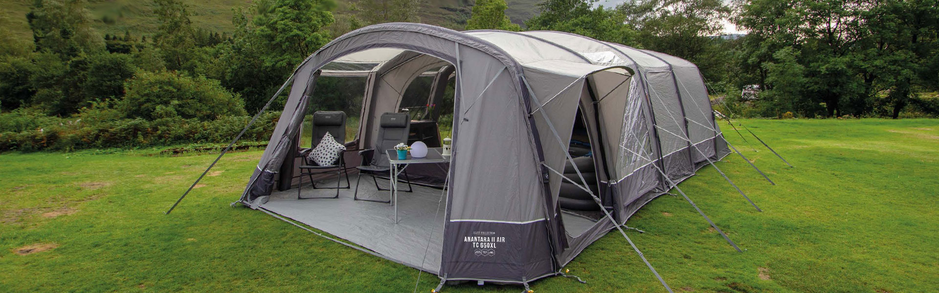 Vango Airbeam Elite
