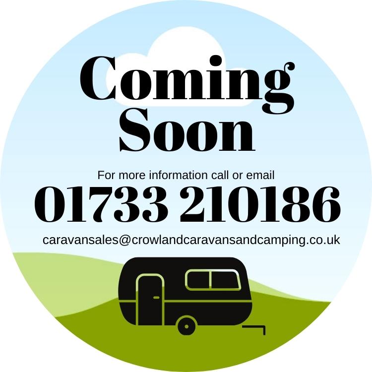 Call 01733 210186 email caravansales@crowlandcaravansandcamping.co.uk